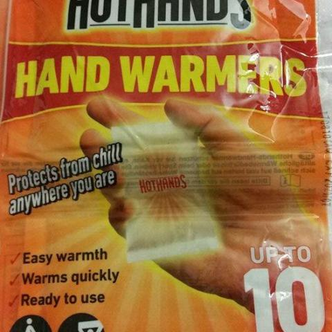 troc de  Lot 3 réchauffeurs pour les mains, sur mytroc