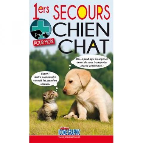 troc de  Livre Premiers secours pour mon chien/chat, sur mytroc