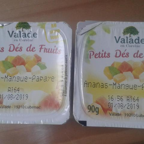 troc de  res z - salades de fruits exotiques, sur mytroc