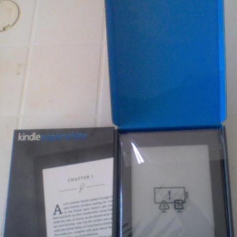 troc de  Liseuse Kindle Paperwhite, sur mytroc