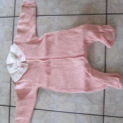 troc de  pyjama 3 mois petite faune   4 noisettes, sur mytroc