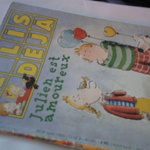 troc de  Revue  mars 1996 Je lis deja, sur mytroc