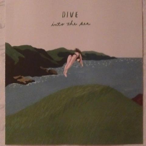 """troc de  Affiche """"Dive into the sea""""., sur mytroc"""