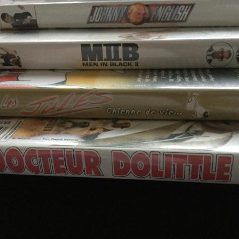 troc de  lot de 4 dvd, sur mytroc