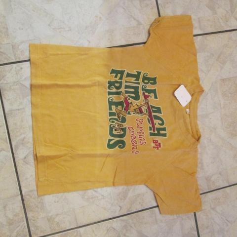 troc de  Tee shirt jaune 8 ans 3 noisettes, sur mytroc