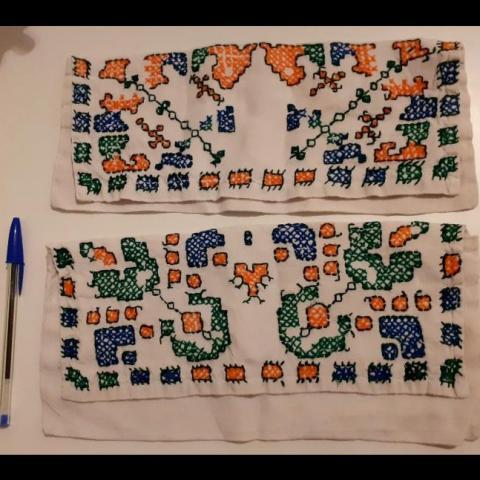 troc de  3 range serviettes, sur mytroc