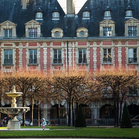 troc de  Maisons Victor Hugo Place des Vosges, sur mytroc