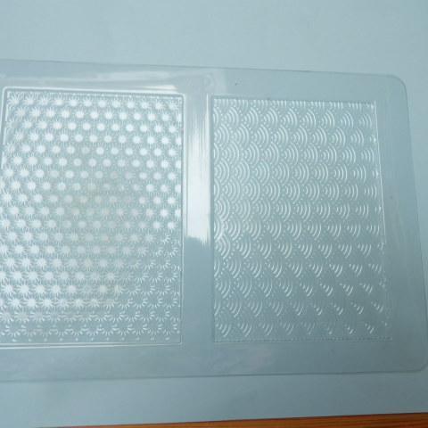 troc de  plaque 3d pour pate fimo ou modelage, sur mytroc