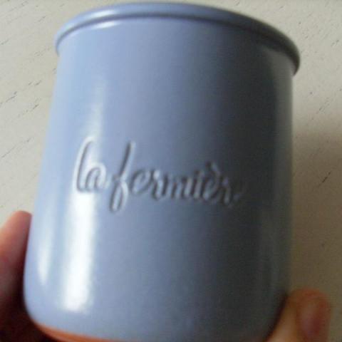 troc de  Pot yaourt terre / verre, sur mytroc