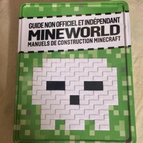 troc de  Guide non officiel et indépendant Mineworld, sur mytroc