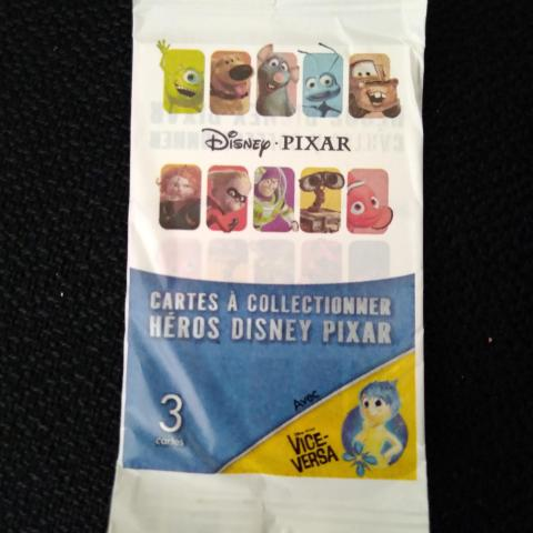 troc de  Carte Héros Disney Pixar, sur mytroc