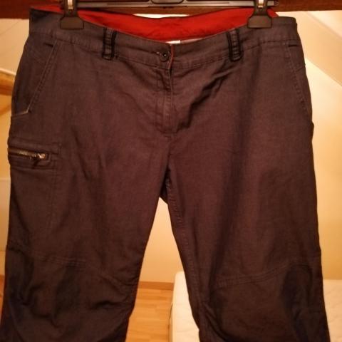 troc de  Réservé Bermuda femme  jeans decathlon, sur mytroc