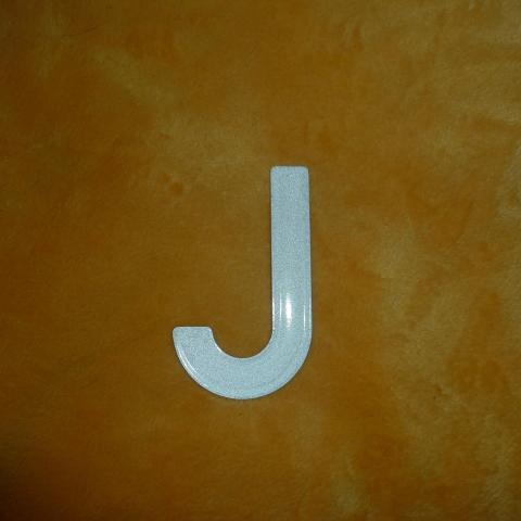 troc de  Lettre J en métal, sur mytroc