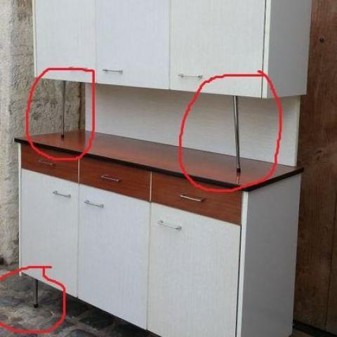 troc de  Je recherche Pieds de meuble en formica, sur mytroc
