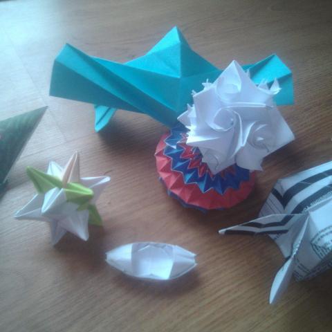troc de  Origami sur demande, sur mytroc