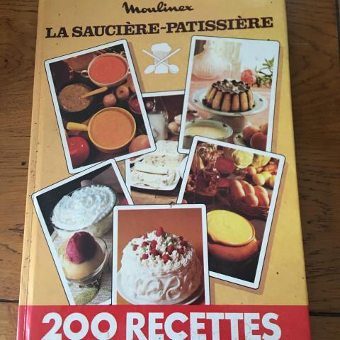 troc de  Livre 200 recettes sorcière pâtissière, sur mytroc
