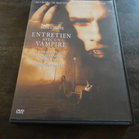 troc de  DVD Gravé - Entretien avec un Vampire, sur mytroc