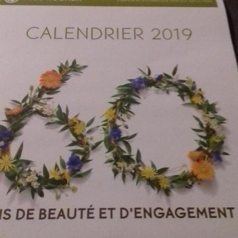 troc de  Calendrier 2019, sur mytroc