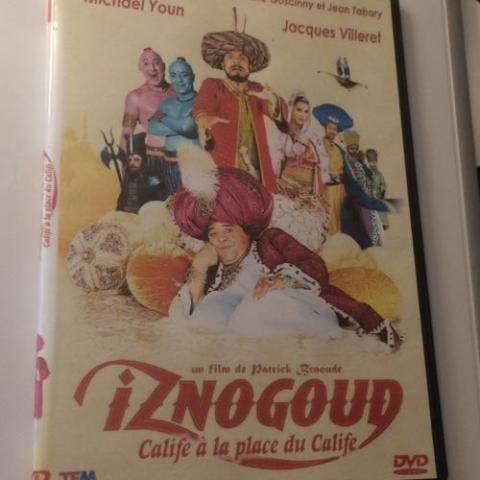 troc de  DVD film Iznogoud - Youn - Villeret, sur mytroc