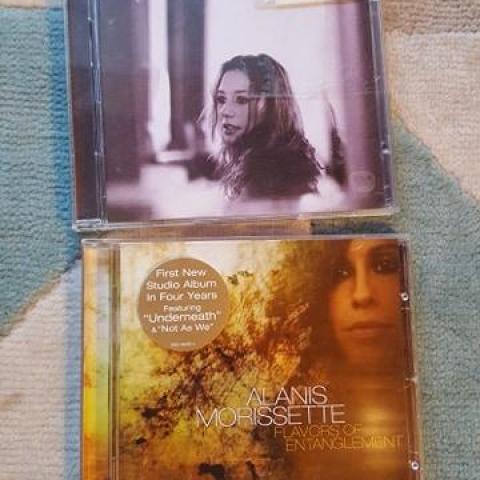 troc de  CD Alanis Morissette et Tori Amos, sur mytroc