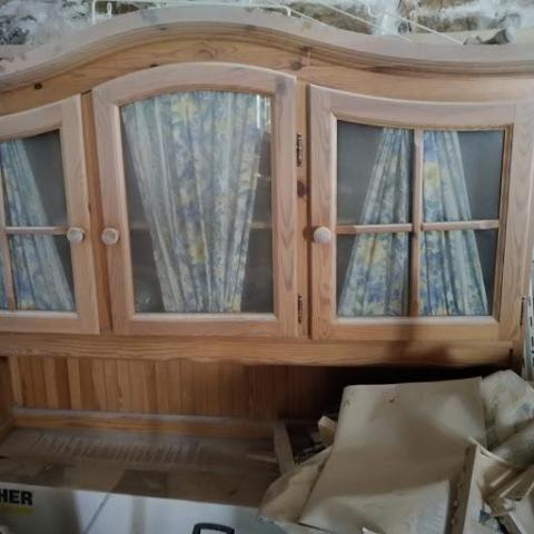 troc de  meuble de rangement en bois, sur mytroc
