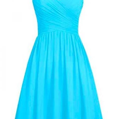 troc de  Belle robe habillée bleu clair neuve, sur mytroc