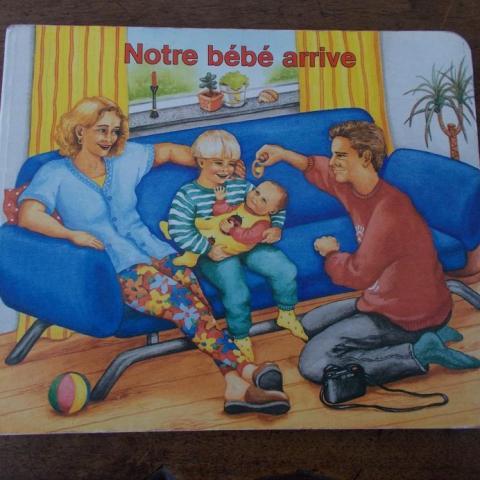 troc de  notre bebe arrive, sur mytroc