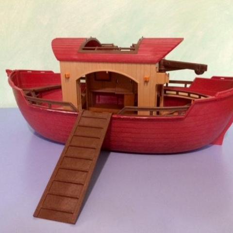 troc de  Arche de Noé - Playmobil 3255, sur mytroc