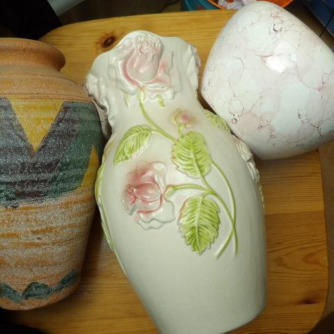troc de  3 vases lourd, sur mytroc
