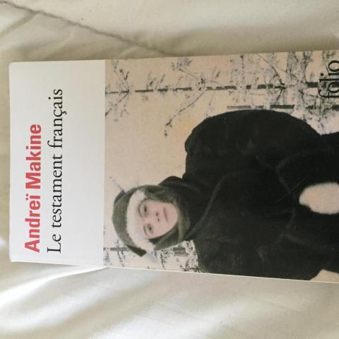 troc de  Makine, Le testament français, sur mytroc