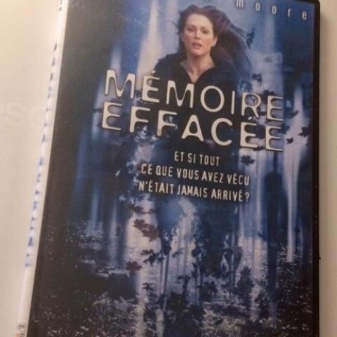 troc de  DVD film Mémoire effacée - Moore, sur mytroc