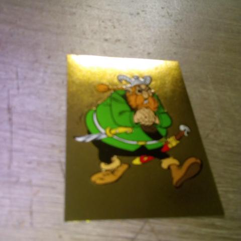 troc de  collection Astérix panini n 107, sur mytroc