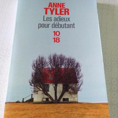 """troc de  """"Les adieux pour débutant"""" d'Annie Tyler, sur mytroc"""