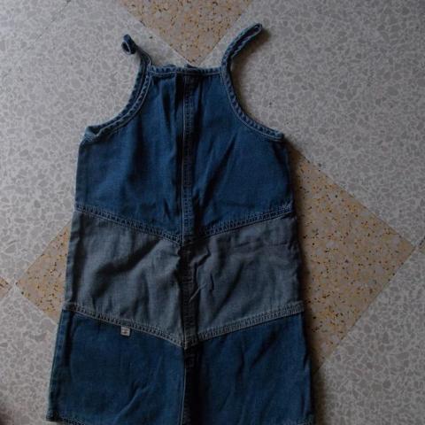 troc de  robe en jean, sur mytroc