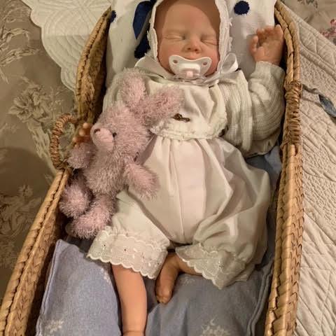 troc de  2 poupées/bébé reborn véritables -, sur mytroc