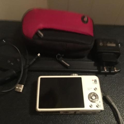 troc de  Échange appareil photo numérique Panasonic contre un vidéo projec, sur mytroc