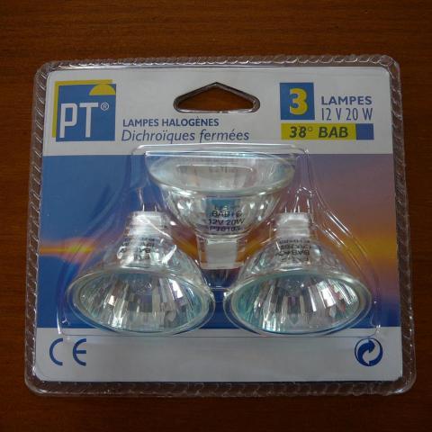 troc de  Lot neufs d'ampoules, sur mytroc