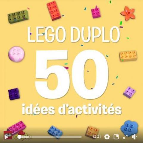 troc de  50 activités LEGO DUPLO pour ne pas s'ennuyer !, sur mytroc