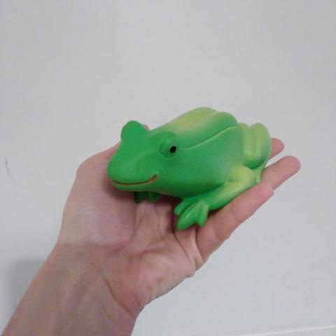 troc de  Résa Troqueuse / Petite grenouille, sur mytroc
