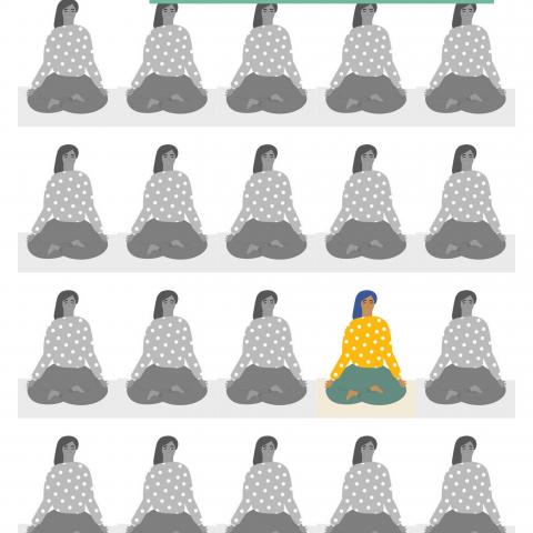 troc de  Cours méditation pleine conscience, sur mytroc