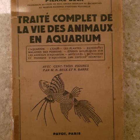 troc de  Livre sur les aquarium, sur mytroc
