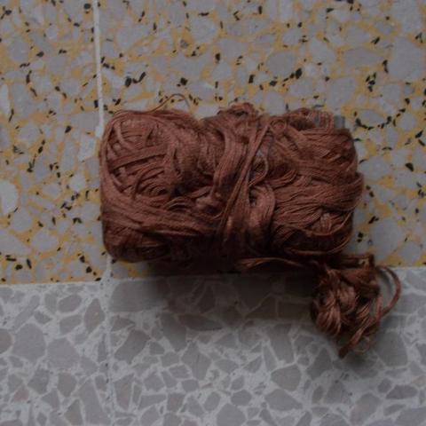 troc de  fil marron, sur mytroc
