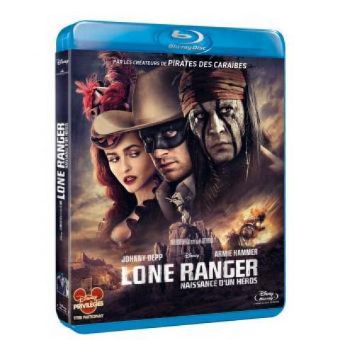 troc de  Lone Ranger - Naissance D'un Héros - Blu-Ray, sur mytroc