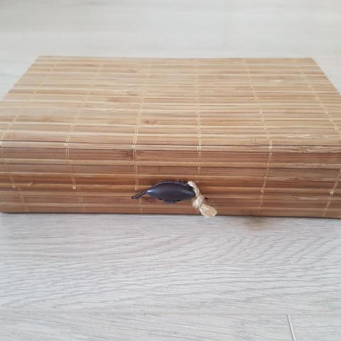 troc de  Boite bambou, sur mytroc