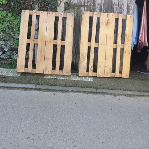 troc de  Palettes en bois, sur mytroc