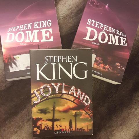troc de  Lot Stephen King, sur mytroc