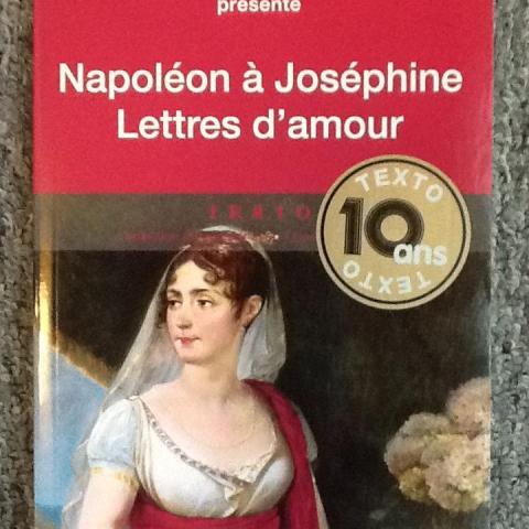 troc de  Napoléon à Joséphine Lettres d'amour Comme neuf, sur mytroc