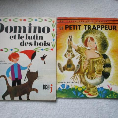 troc de  2 albums anciens pour enfant, sur mytroc