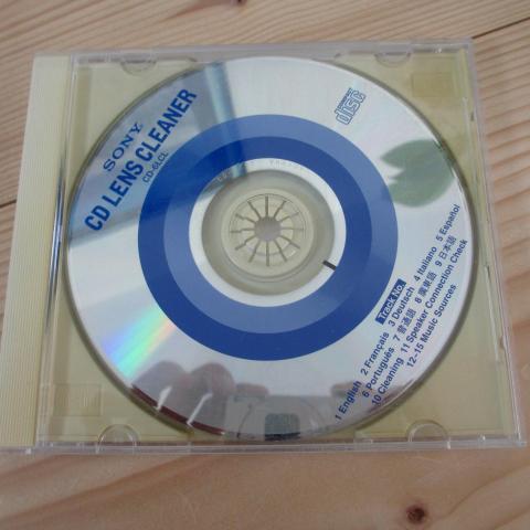 troc de  CD de nettoyage, sur mytroc