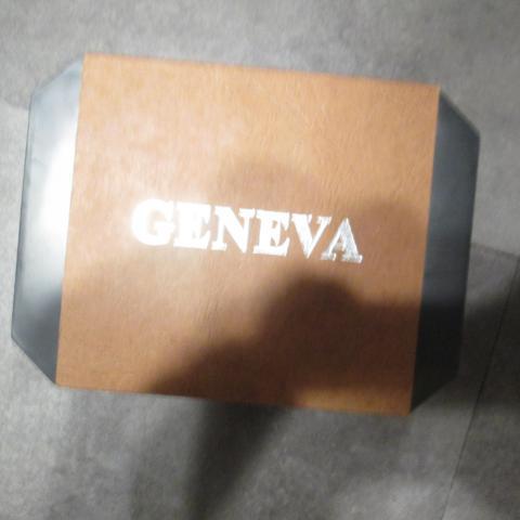troc de  Boite a bijoux vide geneva  3 noisettes pour collection, sur mytroc